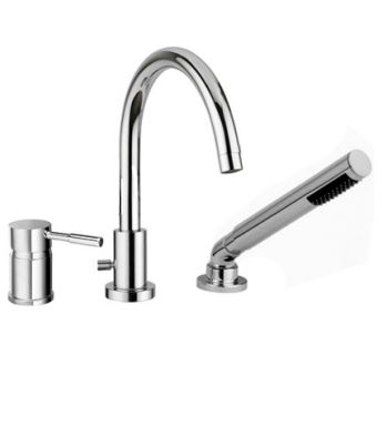 Cabano- Tech - Tub Filler with Spray 12303