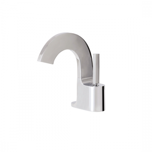 Short single-hole lavatory faucet - 39544