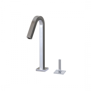 2-piece lavatory faucet with side joystick - X7712