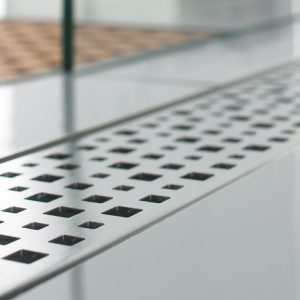 ACO- Quartz Pixel Grate-37408- Shower Channel