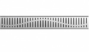 ACO- Quartz Wave Grate-37342- Shower Channel