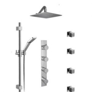 Cabano -3Sixty- Shower Kit -SD3/SD4