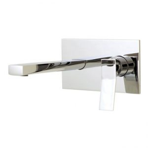 Aquabrass Wall Mount Faucet Chicane 19029