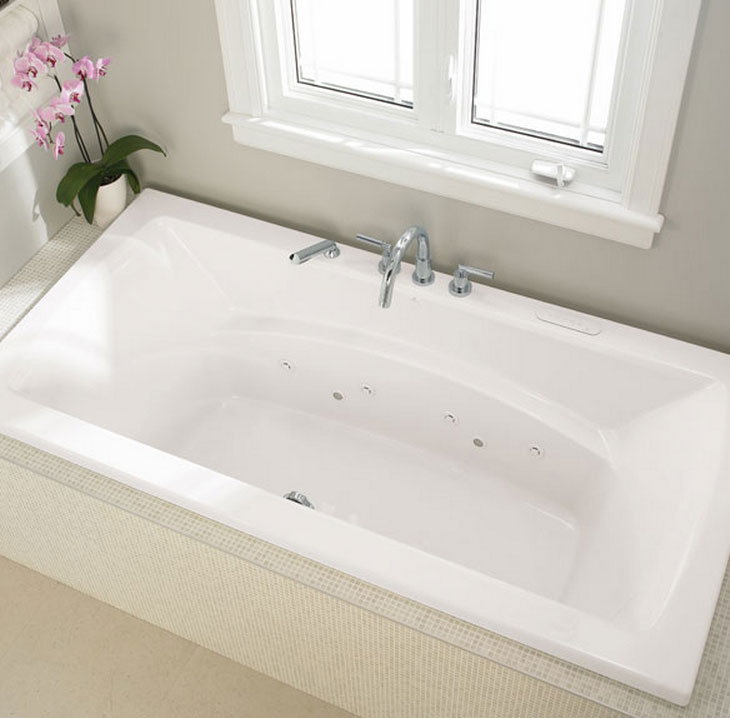 407 Etr Contact >> Neptune Believe 3666 Rectangular Bathtub - Bath Emporium
