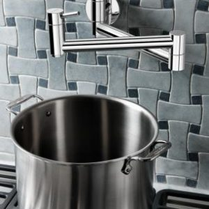 Blanco Cantata Pot Filler- 400525