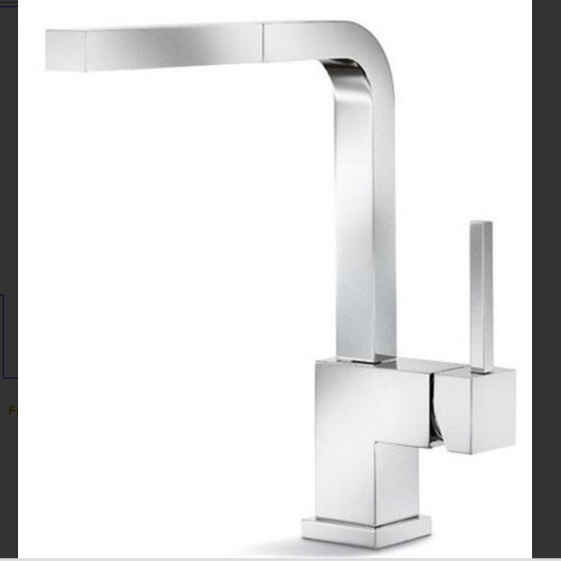 Exceptional Blanco Kitchen Faucet Modern Silhouette 400548 / 400549