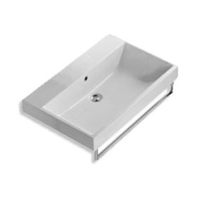 catalano 75ze zero 75 bath fixtures for the residents of. Black Bedroom Furniture Sets. Home Design Ideas