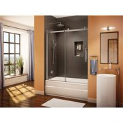 Fleurco Shower Door Novara Tub Enclosure door and panel