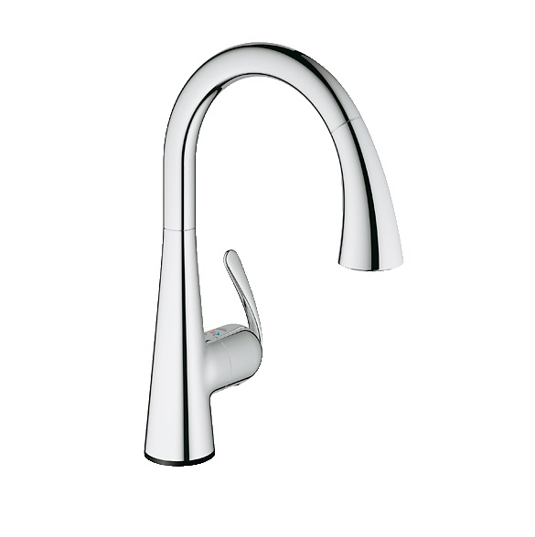Grohe Kitchen Faucet - LadyLux Cafe Touch 30 205 000 OR 30 205 DC0