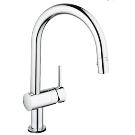 Grohe Kitchen Faucet Minta Touch Electronic Single Handle 31359000