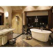 Maax Bath Tub Ella Embossed Design 6636 3
