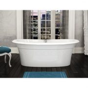 Maax Bath Tub Ella Embossed Design 6636 5