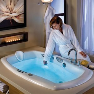 Maax Bath Tub Release 7242