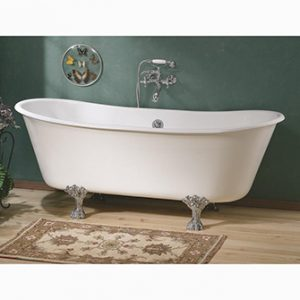"Recor Freestanding Bathtub -Winchester 68""-Clawfoot"