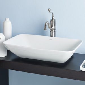 "Recor Overcounter Sink - Element 23"" X 15"""