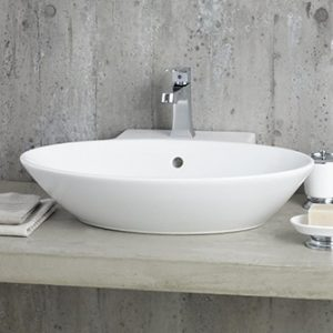 "Recor Overcounter Sink - Geo 23"" X 19"""