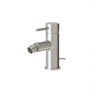 Single-hole bidet with swivel spray - 61024
