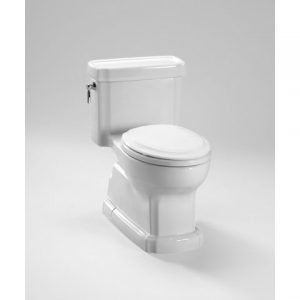TOTO Eco Guinevere Toilet, 1.28 GPF - ADA with SanaGlossB. (MS974224CEFG)