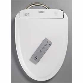 TOTO Washlet S350e Toilet Seat - Elongated with e-water+ (SW584)