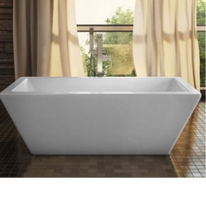 Rectangular Bathtubs