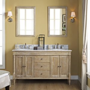 Rustic-Chic-60-Vanity-Double-Bowl-Weathered-Oak