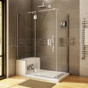 Shower Base With Seat