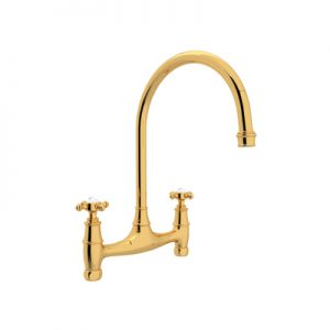 PERRIN & ROWE® BRIDGE KITCHEN FAUCET PRODUCT # U.4790