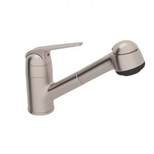 DÉ LUX PULL-OUT KITCHEN FAUCET  # R3810