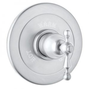 ARCANA VOLUME CONTROL PRESSURE BALANCE TRIM WITHOUT DIVERTER # AC600 by Rohl