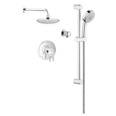 Grohe Timeless THM Dual Function Shower Kit 117161
