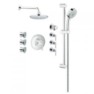 Grohe Timeless THM Custom Shower Kit 117162