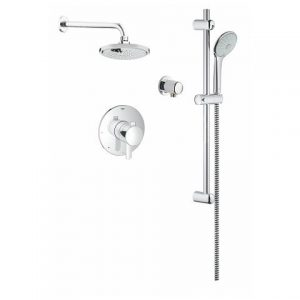 Grohe 117166 Cosmopolitan PBV Dual Function Shower Kit