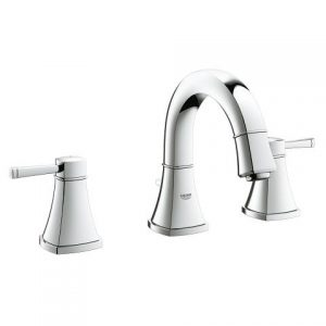 Grohe 20418000 Grandera Two Handle Widespread Lavatory Faucet