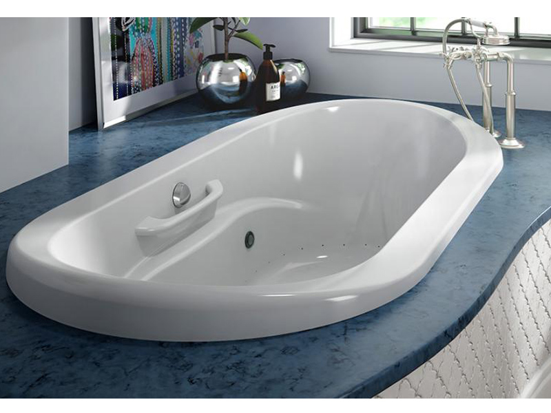 Bain Ultra AMMA OVAL 7242 - Bathtub for the residents of Toronto ...