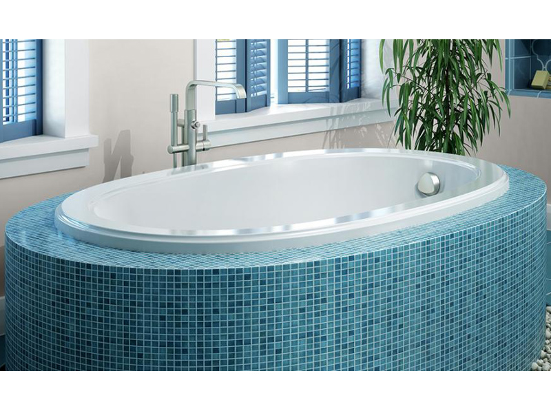 Bain Ultra ELLIPSE 6036 - Bathtub for the residents of Toronto ...