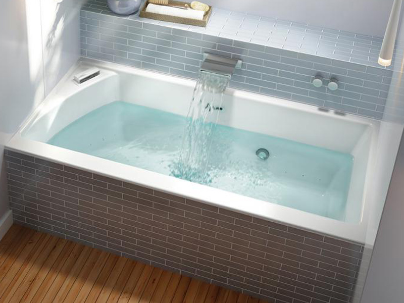 Bain Ultra CITTI 6032 TRIO With Insert - Bathtub for Toronto
