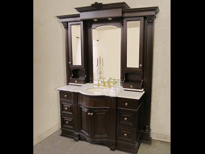 Vanico Traditional Chateau Bathroom Vanity For Toronto Markham Richmond Hill Scarborough