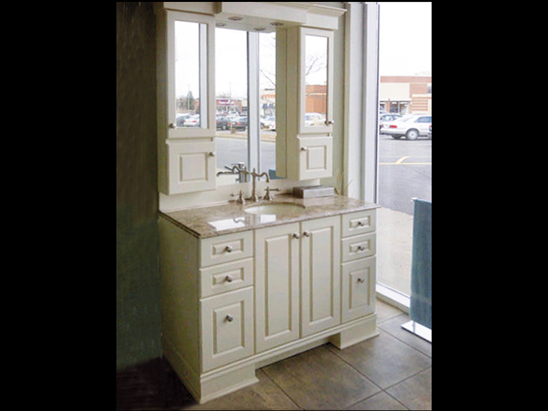 Classic Collection Bathroom Vanity For Toronto Markham Richmond Hill Scarborough North