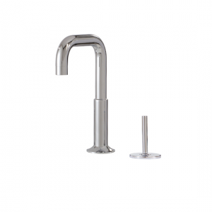 2-piece lavatory faucet with side joystick - 27512