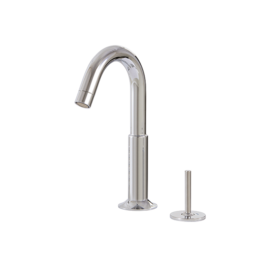 2-piece lavatory faucet with side joystick - 68112
