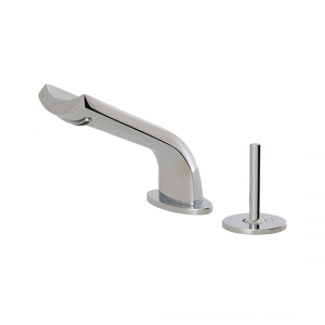 2-piece lavatory faucet with side joystick - 80912