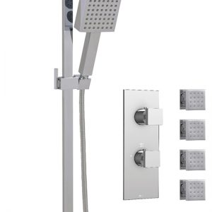 Aquabrass UNIPLEX Shower Kit- U-22-011