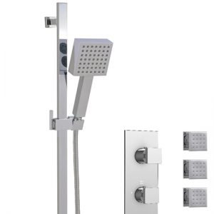 Aquabrass UNIPLEX Shower Kit- U-32-023