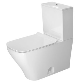 Duravit DuraStyle Two Piece Toilet #216001 00 00