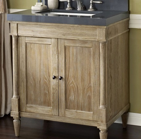 Fairmont Designs Rustic Chic 30 Vanity Bathroom Vanity