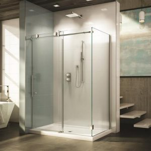 Fleurco Shower Door Kinetik Two sided KNWR
