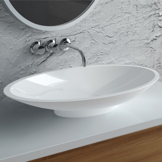 ICO Canada CALMA CACCINI VESSEL SINK B9011 - Bath fixtures for the ...