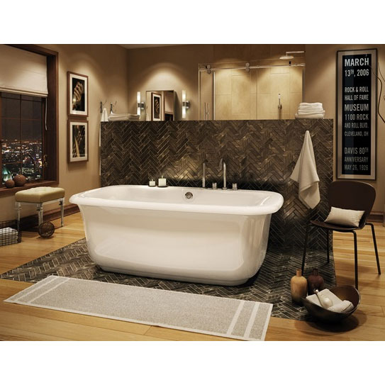 Maax Bath Tub Miles 6636 Bathtub For The Residents Of