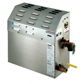 Mr Steam The Intelligent Steam Bath MS-150E with Residential Steam Bath Generator and Control