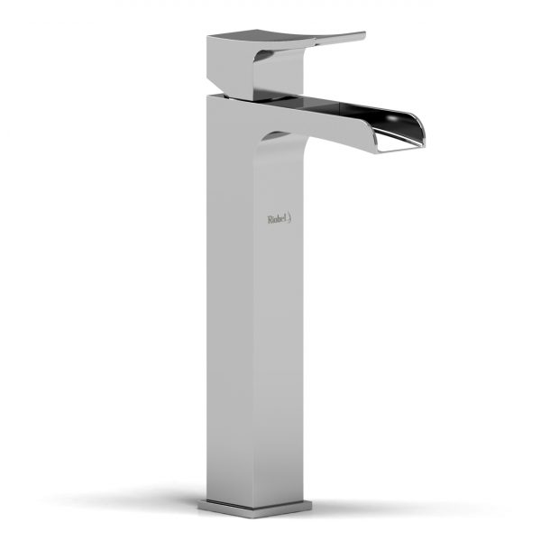 Riobel Zendo Single Hole Open Spout Faucet ZLOP01